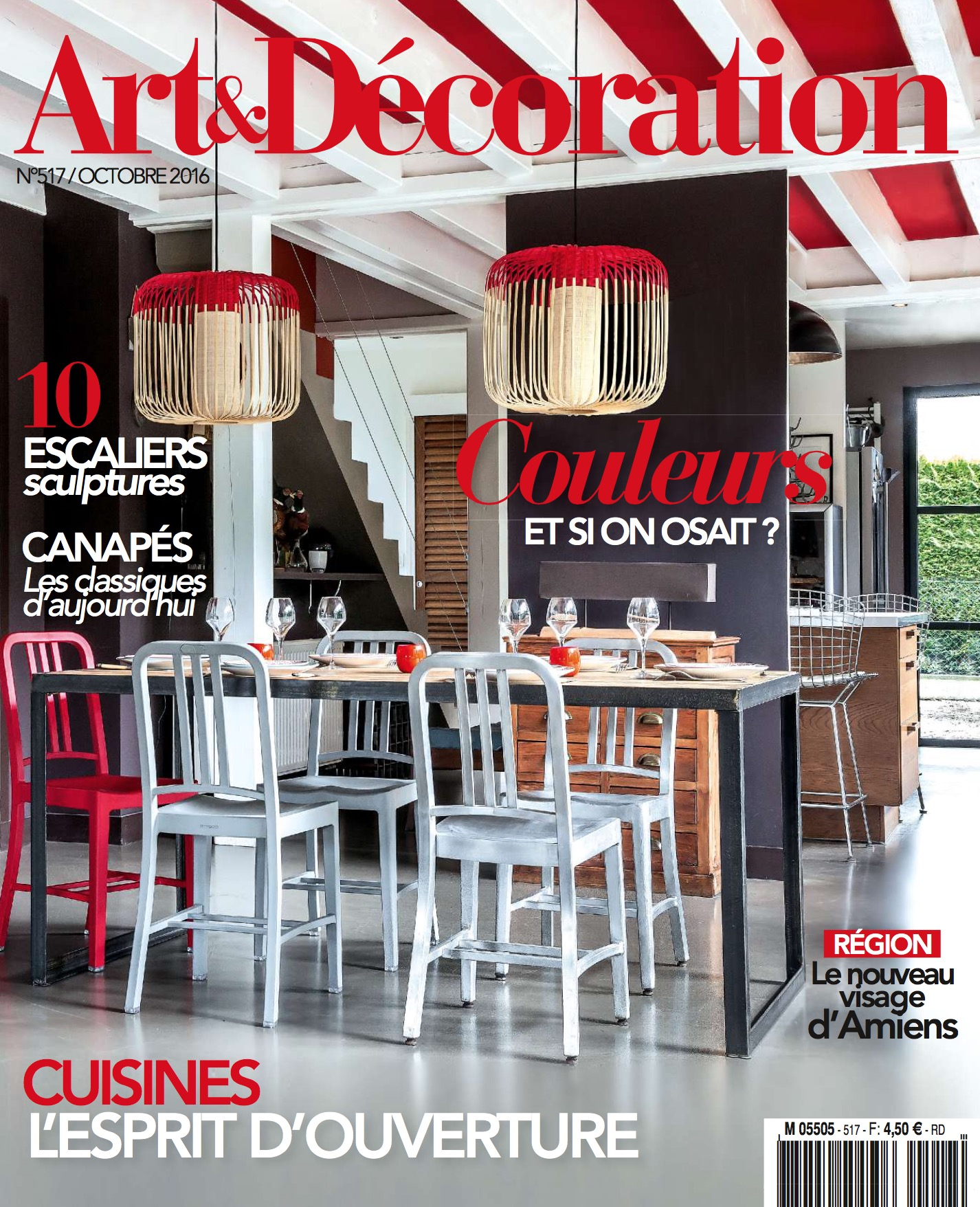 Presse actus architecture d 39 int rieur d co lyon - Magazine de decoration ...