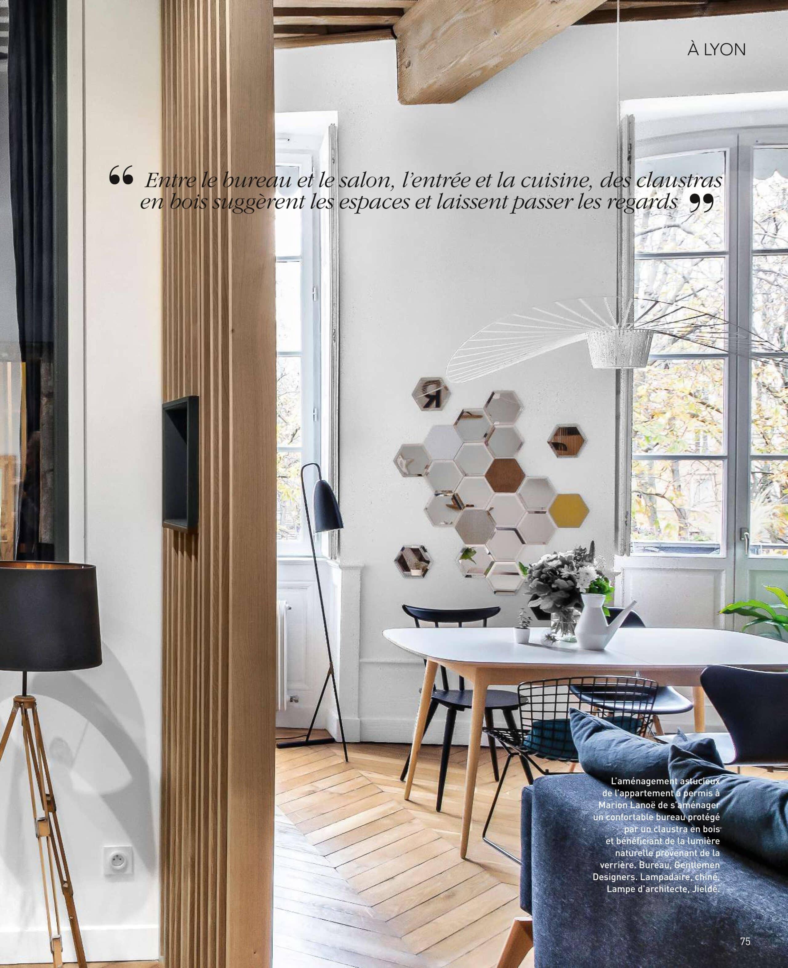 Presse actus architecture d 39 int rieur d co lyon for Formation decoration interieur lyon