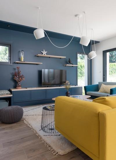 La lumi re du sud marion lanoe architecte d 39 int rieur et d coratrice lyon - Pistolet peinture pour interieur maison ...